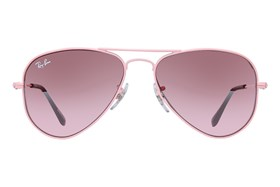 Ray-Ban® Youth RJ9506S Aviator Junior Pink