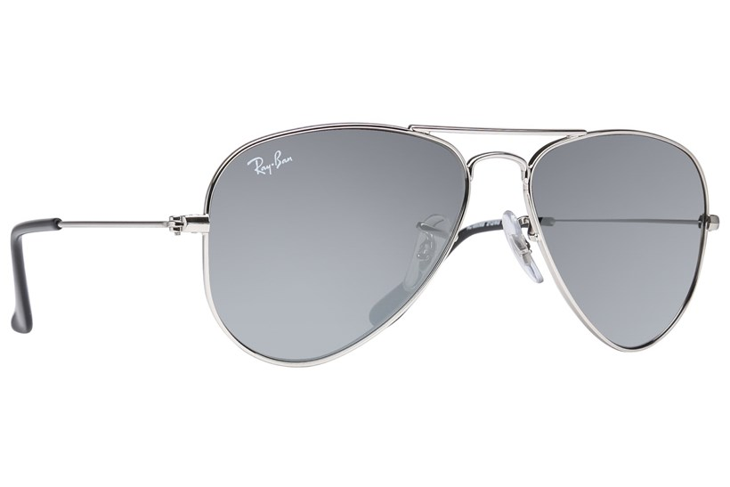 c0708ae962261 Ray-Ban® Youth RJ9506S Aviator Junior Mirror - Sunglasses At AC Lens