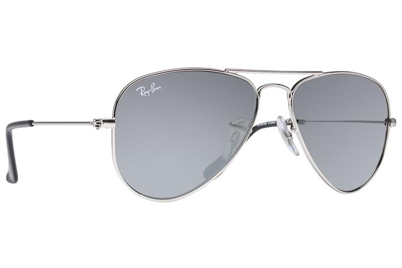 c3ca07fa3c3 Ray-Ban® Youth RJ9506S Aviator Junior Mirror - Sunglasses At AC Lens