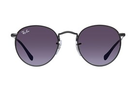 Ray-Ban® Youth RJ9547S Round Metal Junior Black