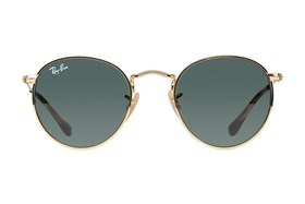 Ray-Ban® Youth RJ9547S Round Metal Junior Gold