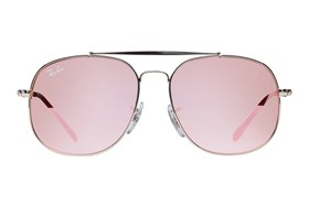Ray-Ban® Youth RJ9561S General Junior Silver