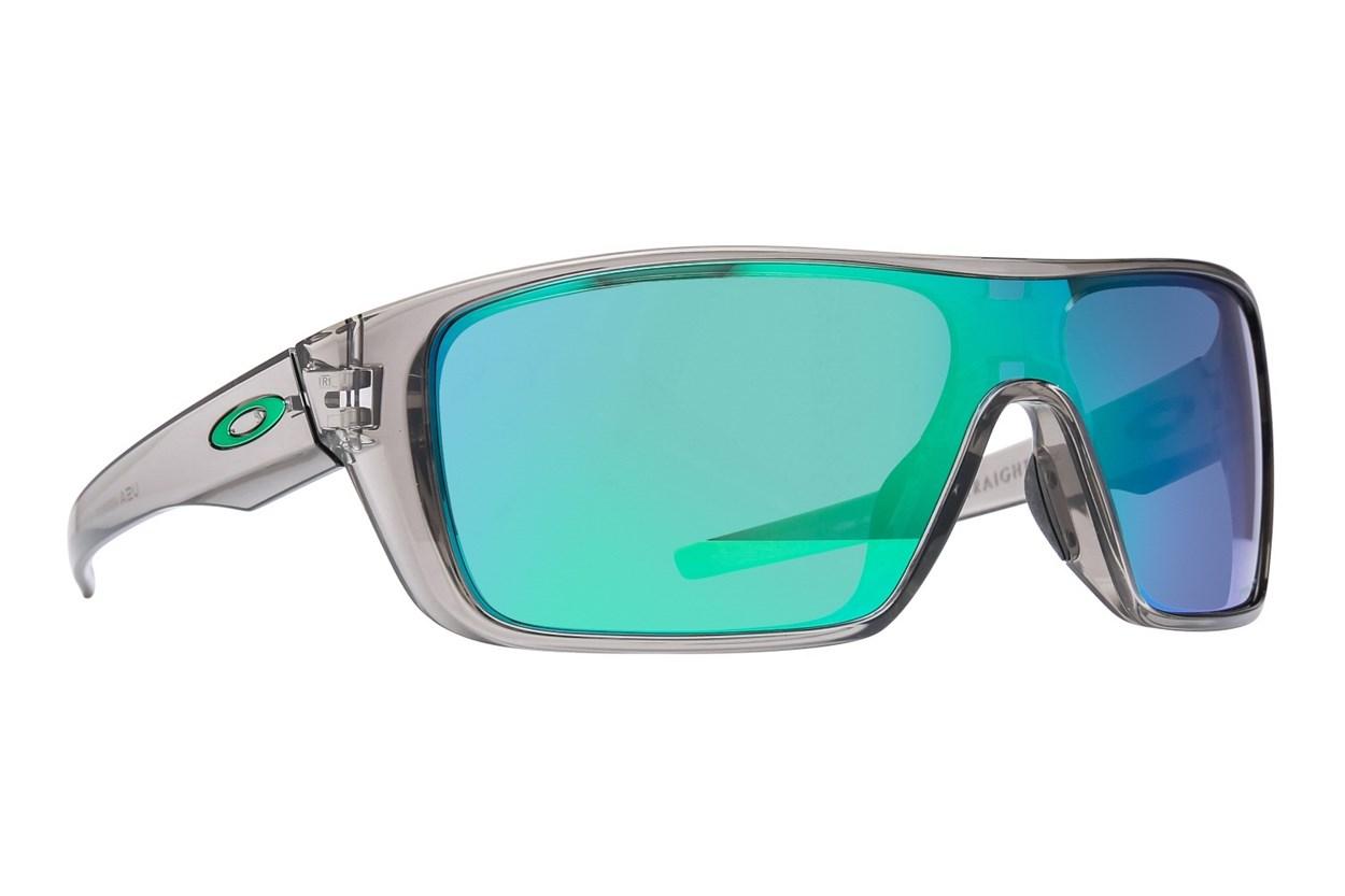 Oakley Straightback Gray Sunglasses