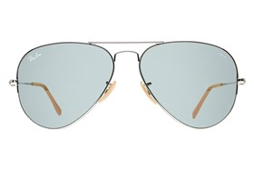 Ray-Ban® RB3025 Evolve Aviator Silver
