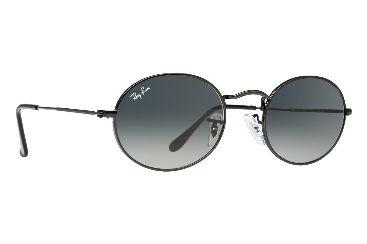 Ray-Ban® RB3547N Sunglasses - Black