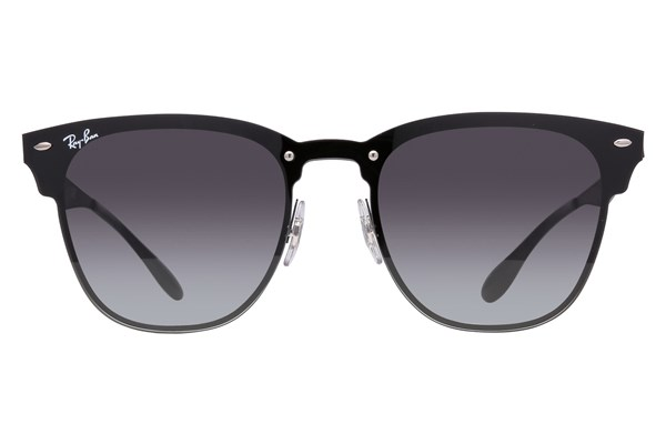 Ray-Ban® RB3576N Blaze Clubmaster Sunglasses - Black
