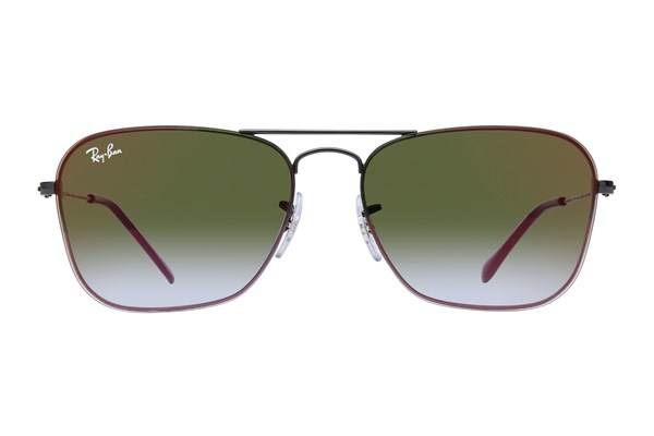 Ray-Ban® RB3603 Black Sunglasses