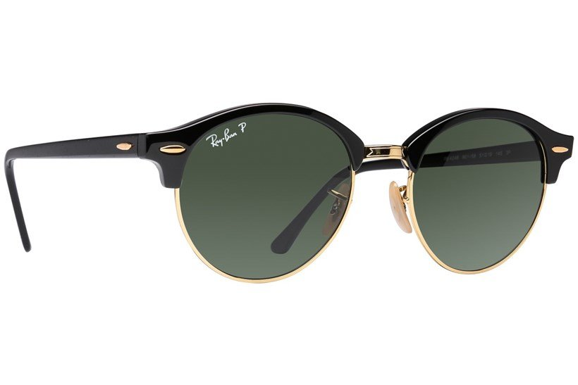 Black/Green Polarized