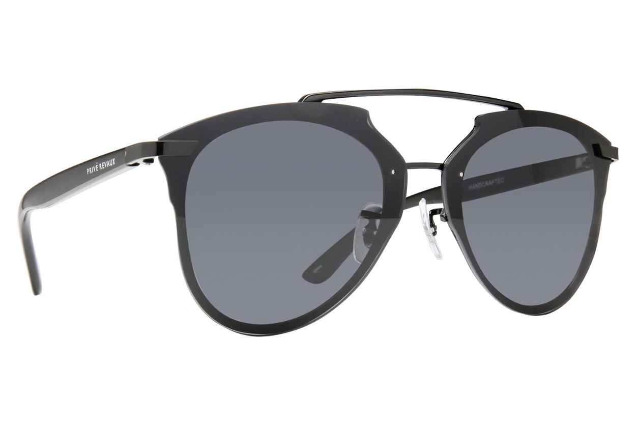 Prive Revaux The Benz Black Sunglasses