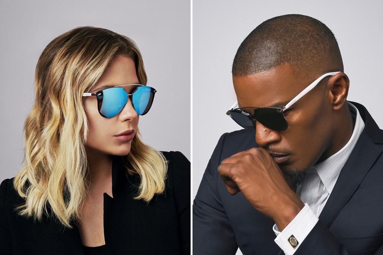 Alternate Image 2 - Prive Revaux The Benz Black Sunglasses