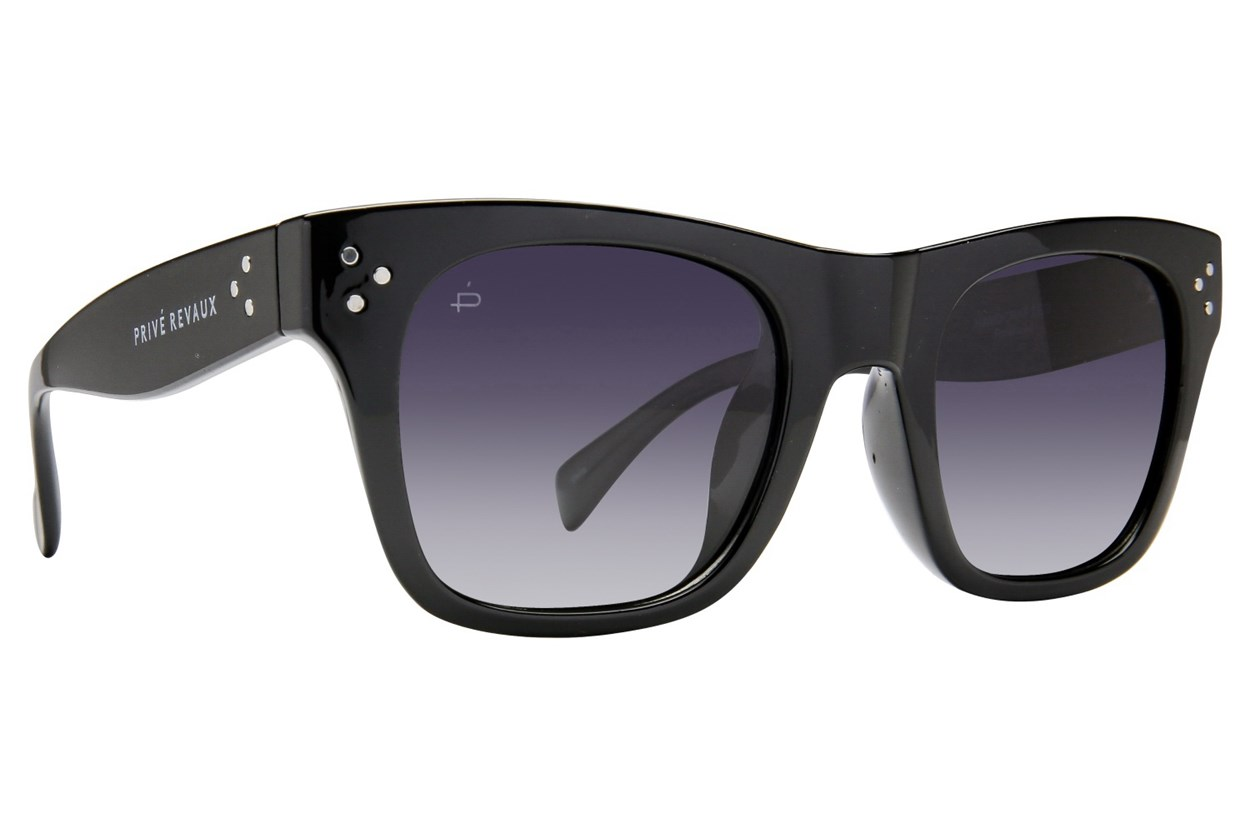 Prive Revaux The Classic Black Sunglasses