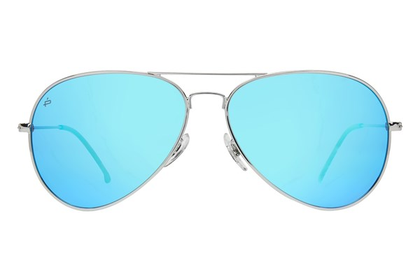 Prive Revaux The Commando Sunglasses - Silver