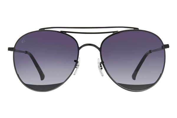 Prive Revaux The Dave O Sunglasses - Black