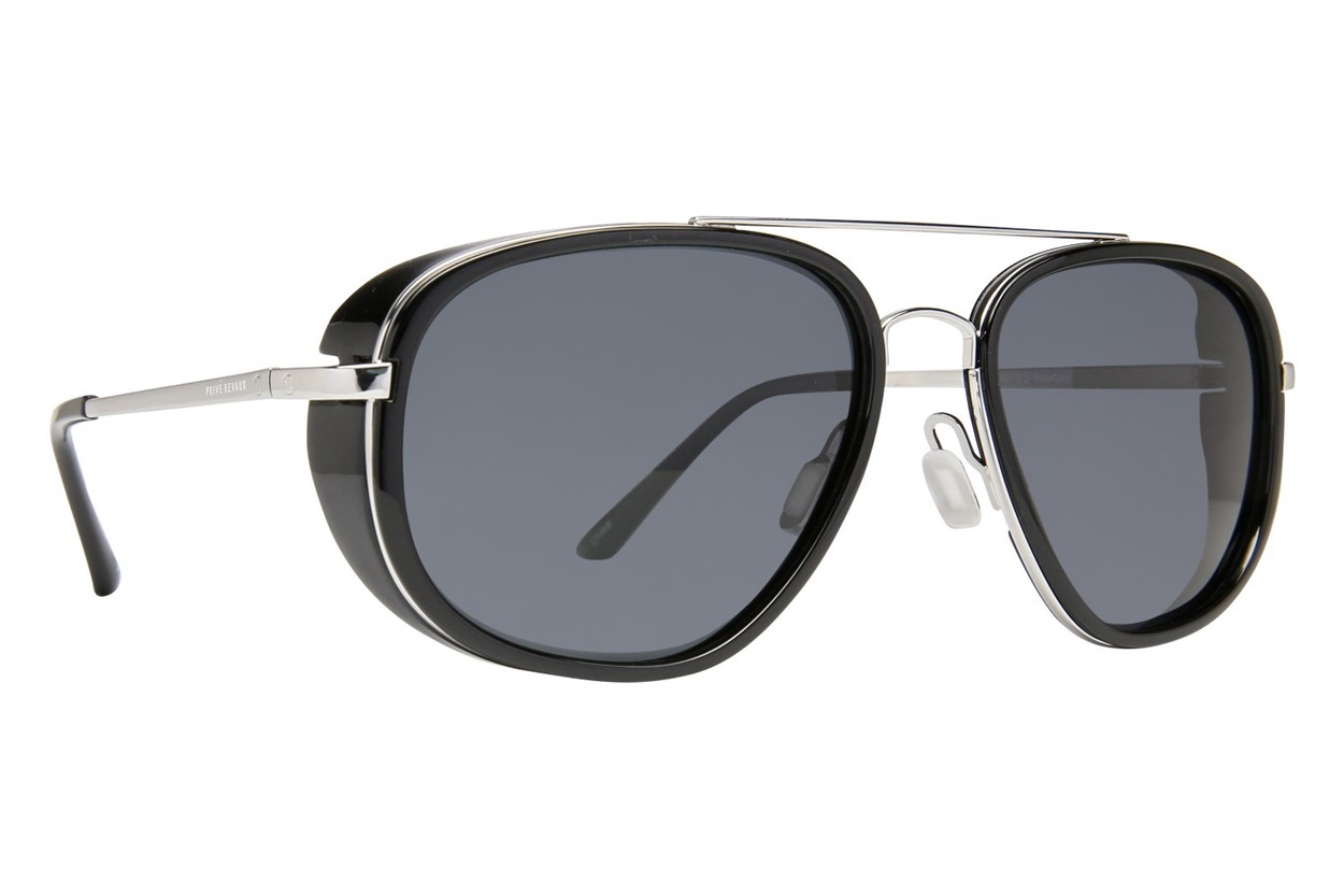 Prive Revaux The Explorer Sunglasses - Black