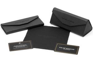 Click to swap image to alternate 1 - Prive Revaux The Explorer Black Sunglasses