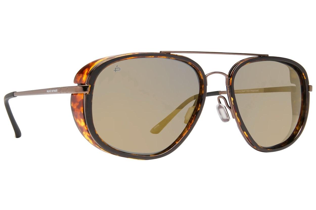 Prive Revaux The Explorer Tortoise Sunglasses