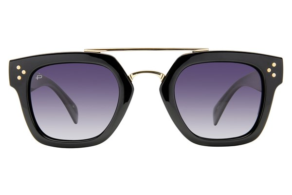 Prive Revaux The Foxx Black Sunglasses