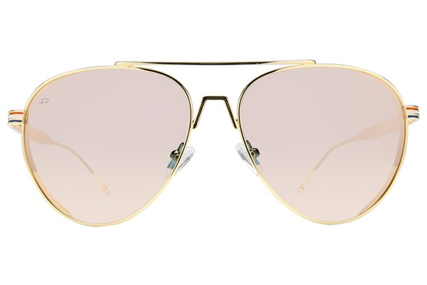 Prive Revaux The GOAT Sunglasses - Gold