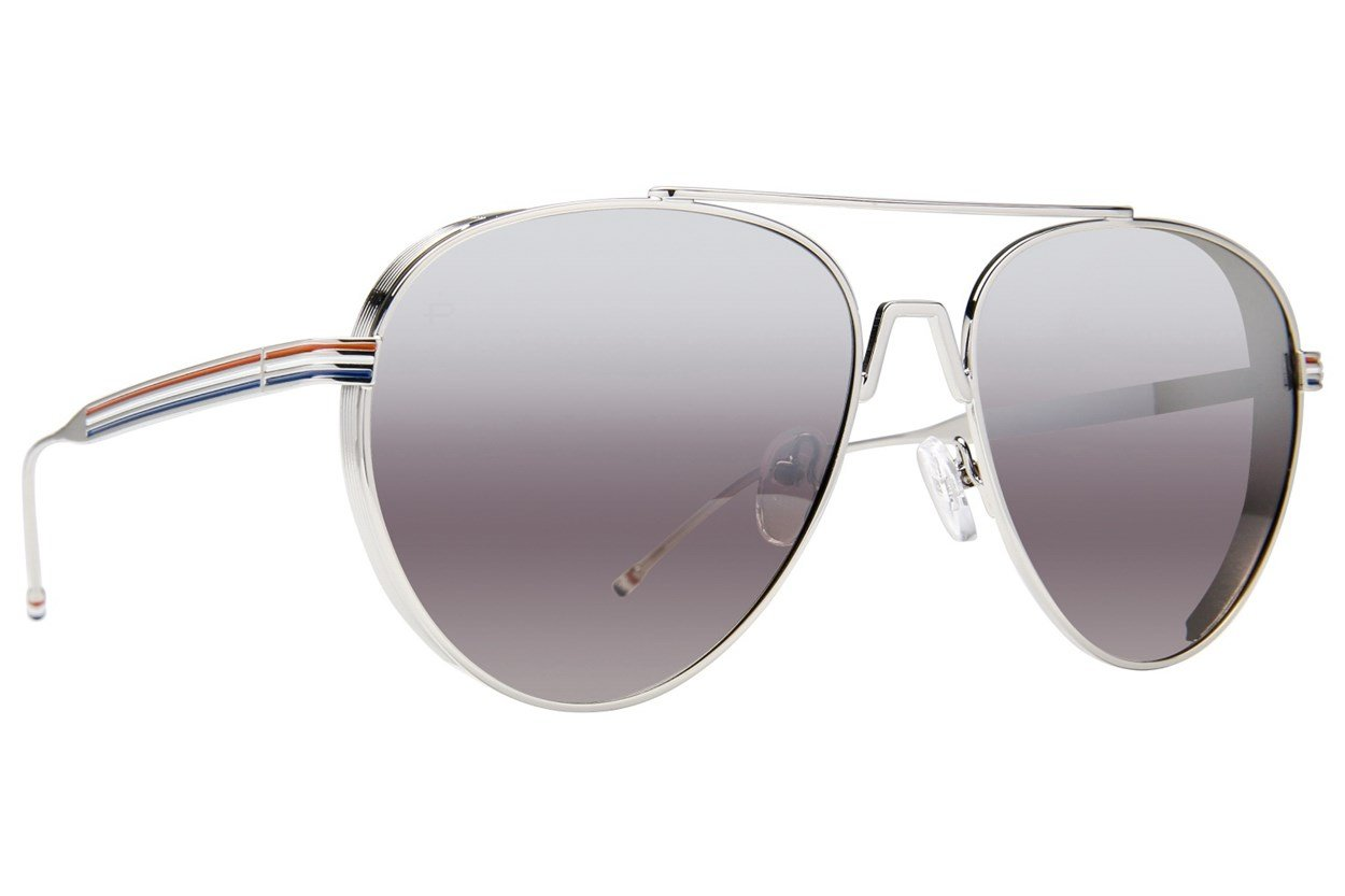Prive Revaux The GOAT Silver Sunglasses