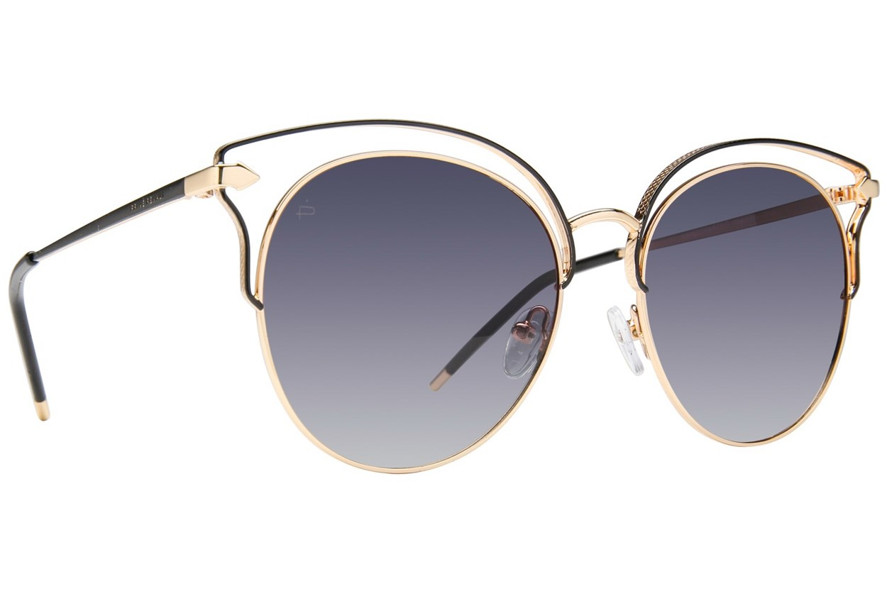 Prive Revaux The Heartbreaker Black Sunglasses