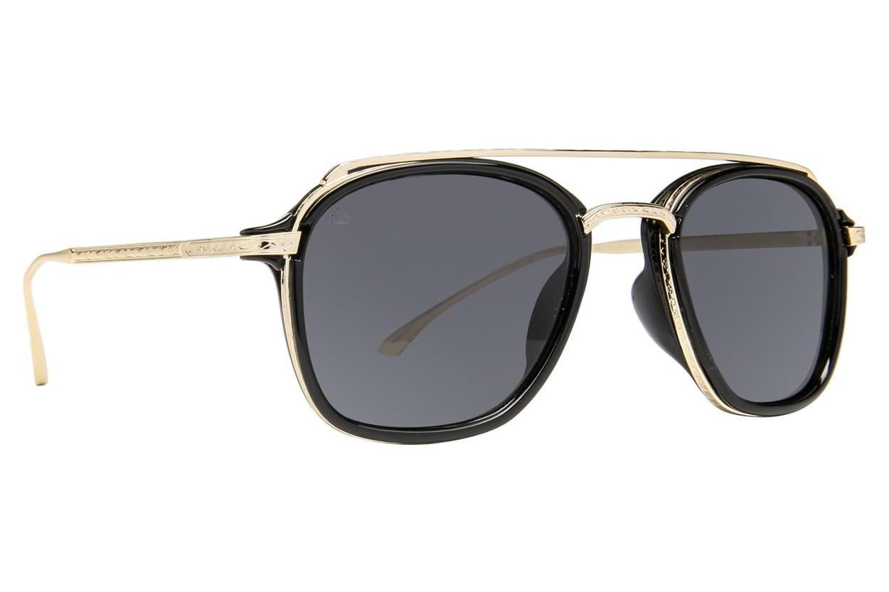 Prive Revaux The Jetsetter Black Sunglasses
