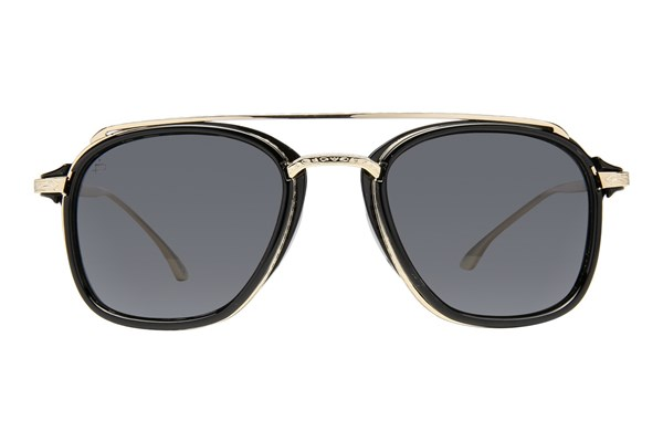 Prive Revaux The Jetsetter Black Sunglasses