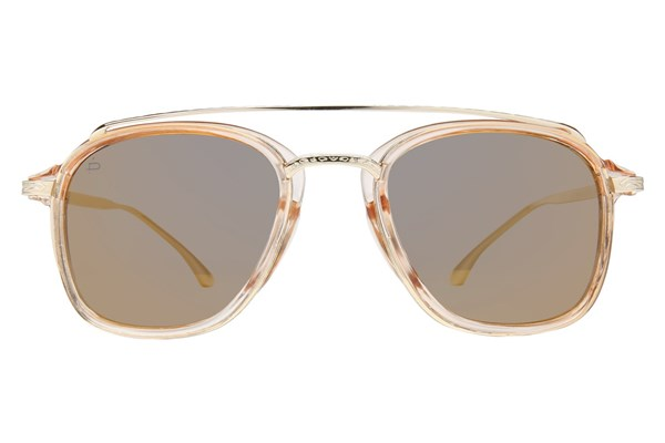 Prive Revaux The Jetsetter Sunglasses - Gold