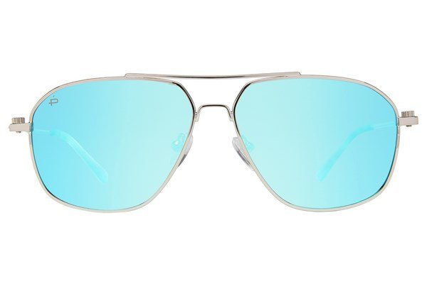 Prive Revaux The Marquise Silver Sunglasses