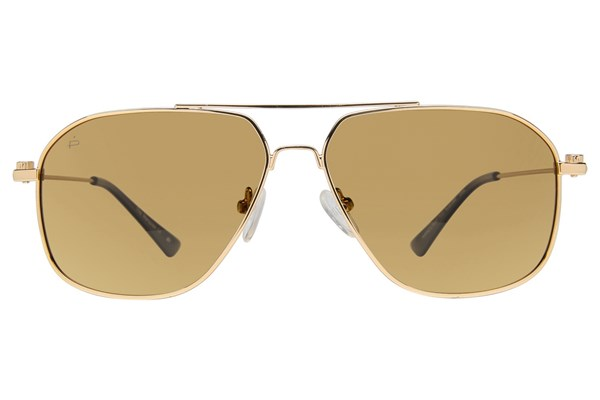 Prive Revaux The Marquise Sunglasses - Gold