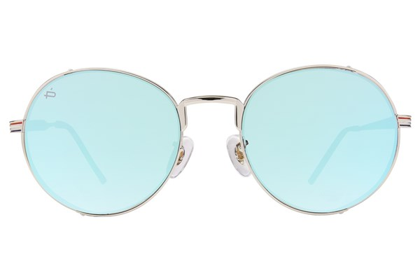 Prive Revaux The Riviera Sunglasses - Silver