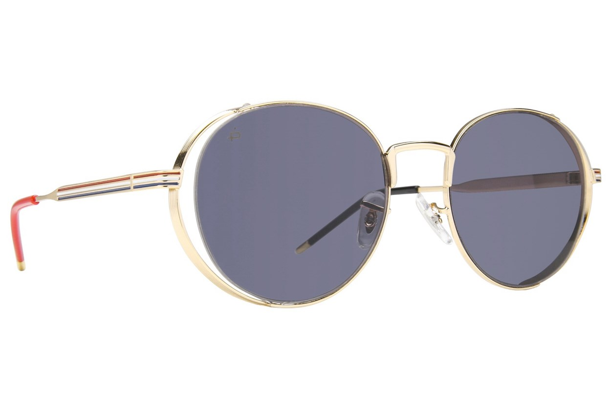 Prive Revaux The Riviera Sunglasses - Gold
