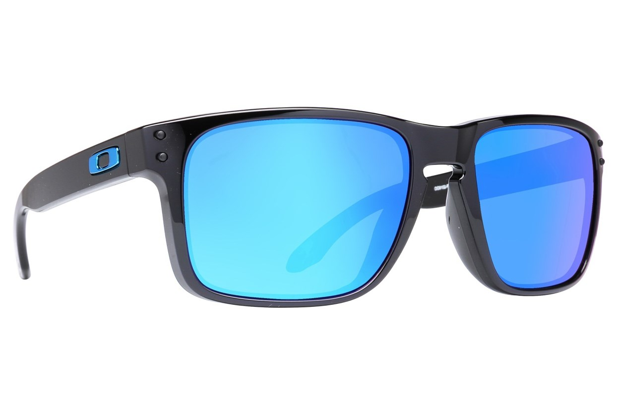 Oakley Holbrook Prizm Sunglasses - Black