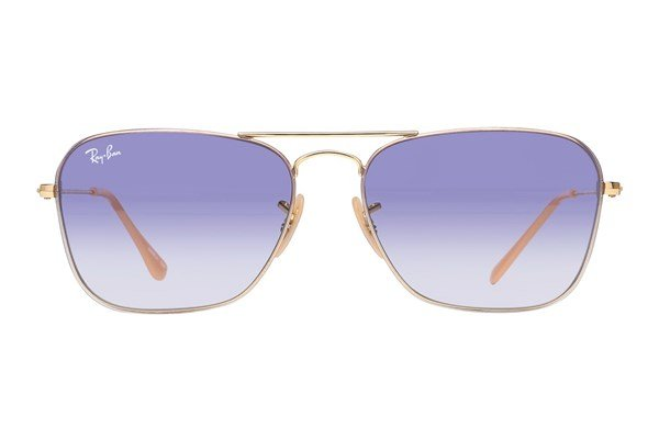 Ray-Ban® RB3603 Sunglasses - Gold