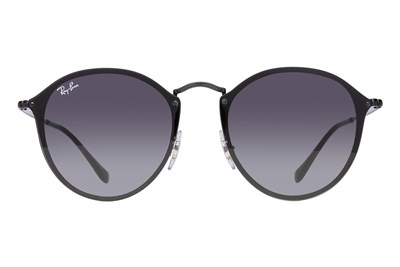 Ray-Ban® RB3574N Blaze Round Black
