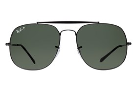 Ray-Ban® RB3561 General Polarized Black