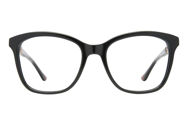 Moschino MO271V Black Eyeglasses - Black