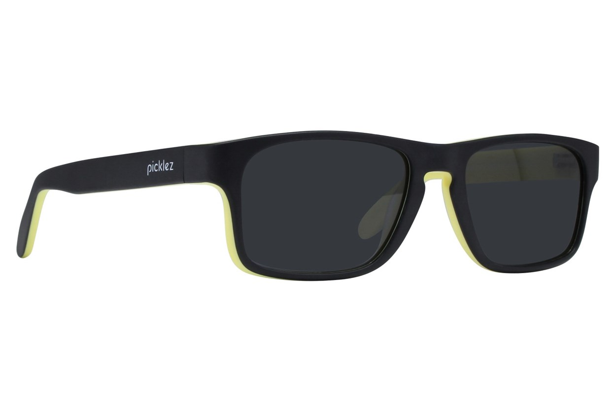 Picklez Jasper Black Sunglasses