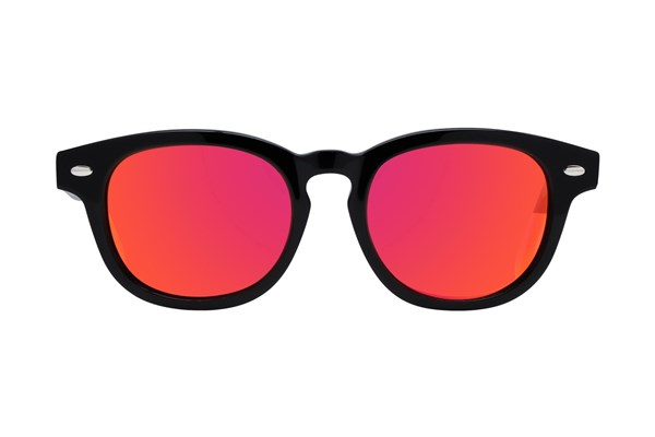 Picklez Roxy Black Sunglasses - Black