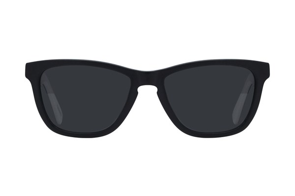 Picklez Shadow Black Sunglasses