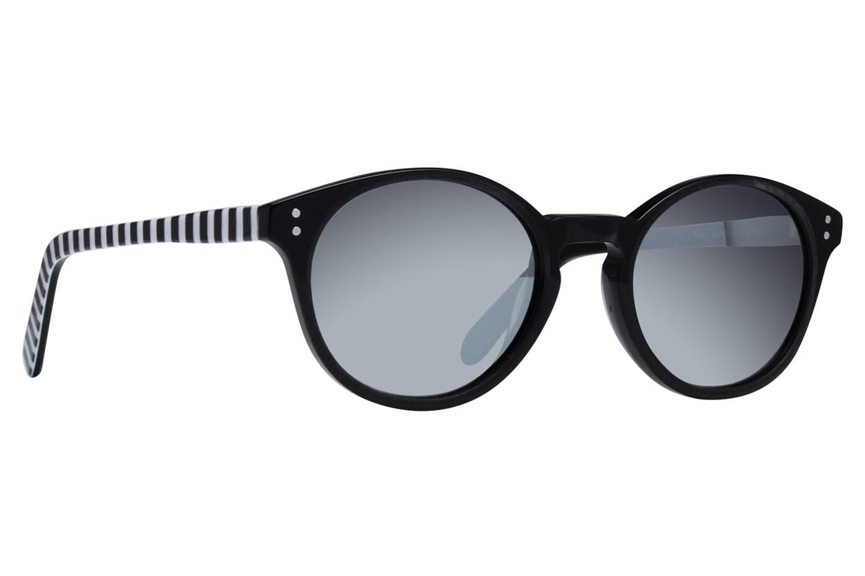 Picklez Teddy Black Sunglasses