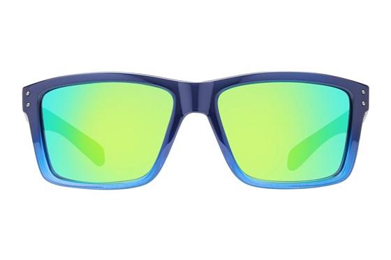 Anarchy Ari Polarized Blue Sunglasses