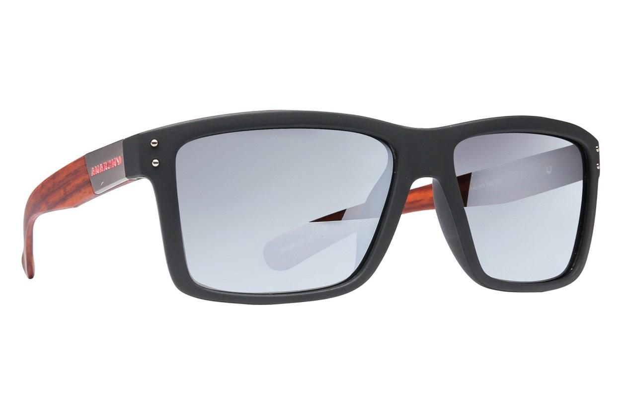 Anarchy Ari Polarized Black Sunglasses