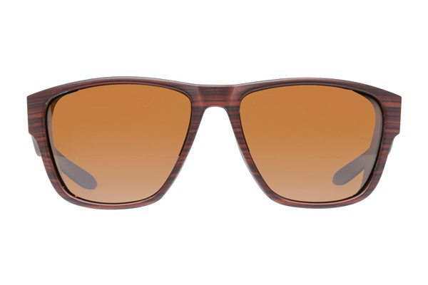 Body Glove Brosef Polarized Brown Sunglasses