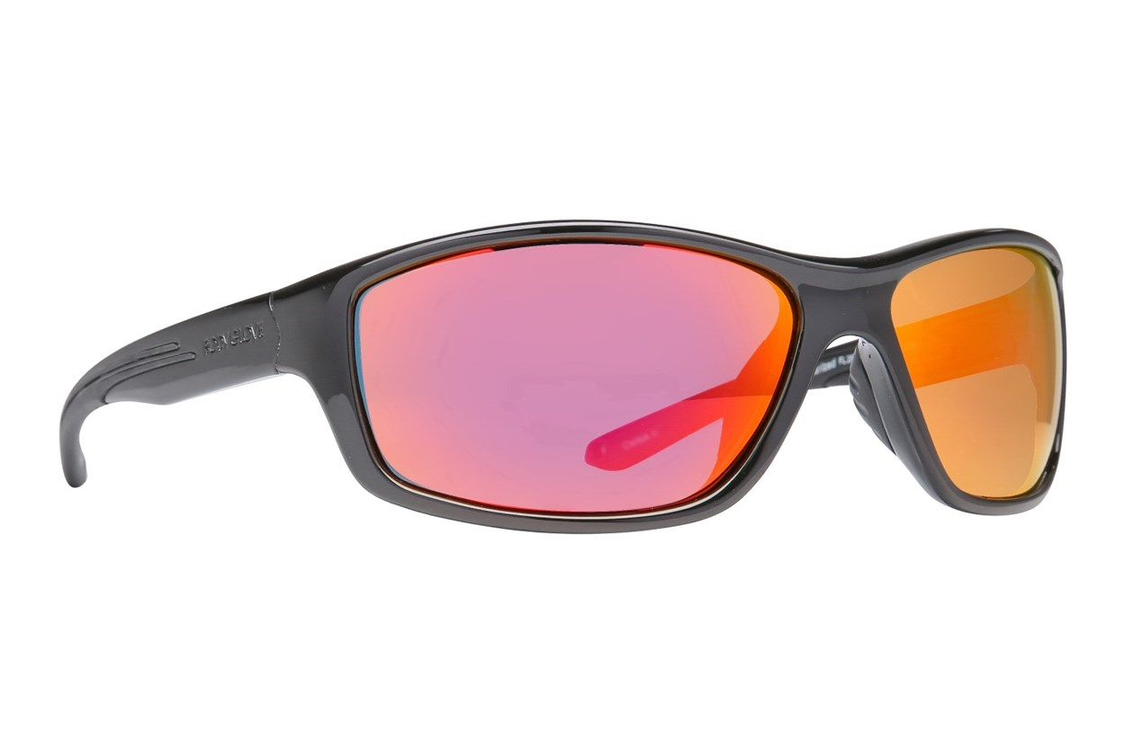 Body Glove FL25 Polarized Black Sunglasses