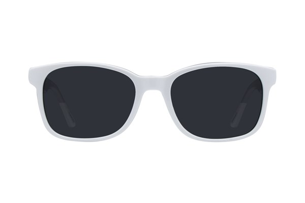 Picklez Frankie Sunglasses - White