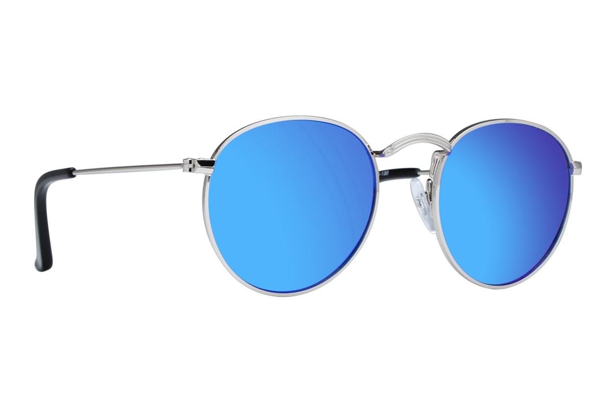Picklez Ziggy Silver Sunglasses