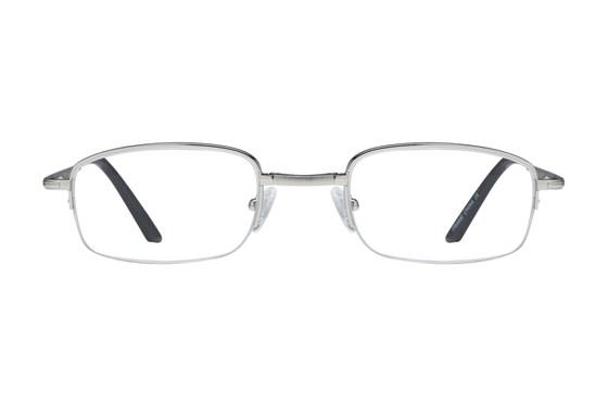 Lunettos Sirius Reading Glasses Silver