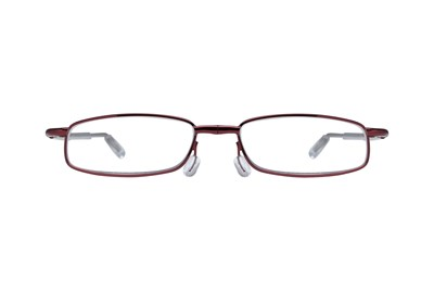 Lunettos Rigel Reading Glasses Red