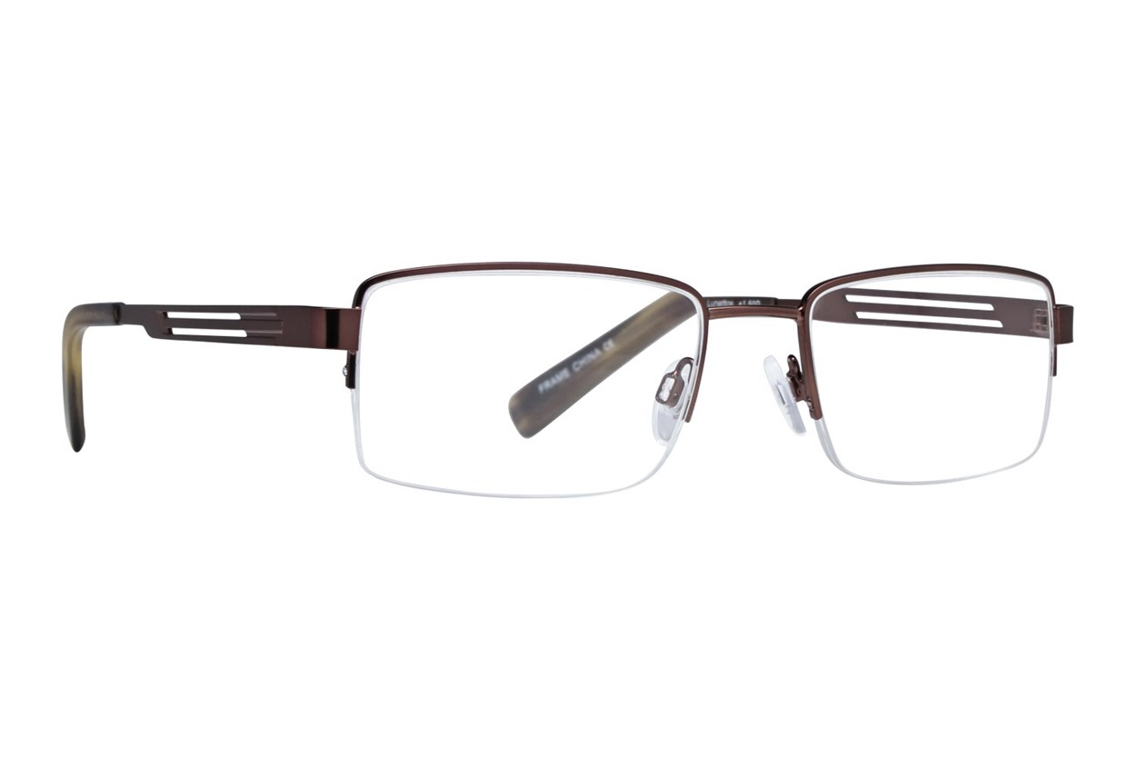 Lunettos Orion Reading Glasses Brown ReadingGlasses