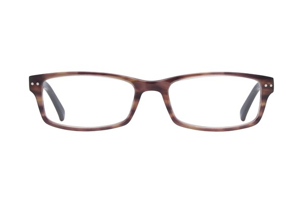 Lunettos Heze Reading Glasses ReadingGlasses - Brown